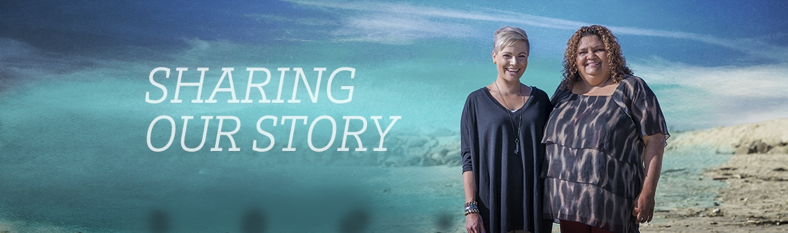 'Australians together: Sharing Our Story'