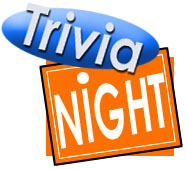 Joint trivia night, 6.30 pm Friday 14 September 2018